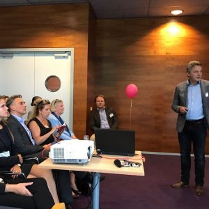 Presentatie Jan Jansen bij Health & Care day